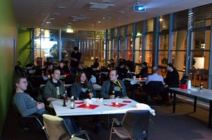 openSUSE 11.1 Releaseparty in Nürnberg
