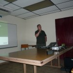 openSUSE Ambassador Panama at FIEC, UP