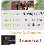 Virtual Party DJ Esquievel