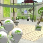 Geeko place on SecondLife