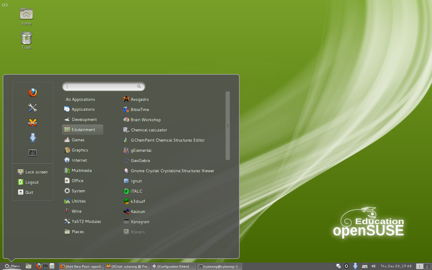 linux opensuse mint - photo #27